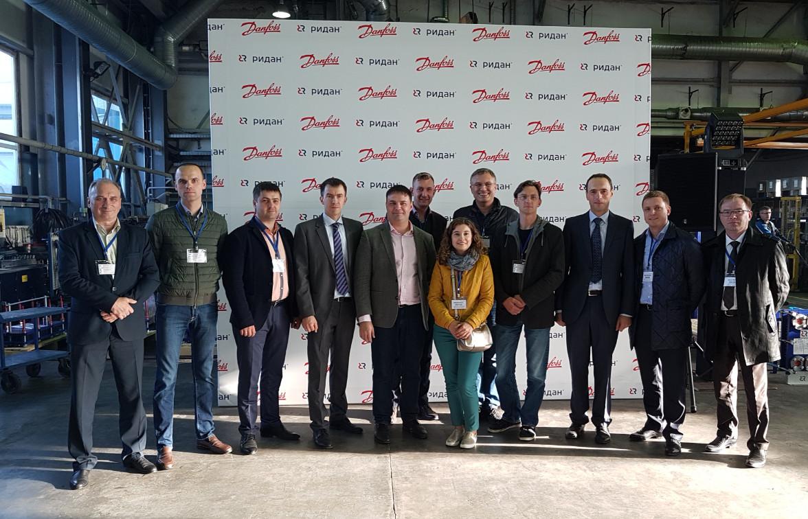 ТеплоПрофи на открытии завода в Дзержинске