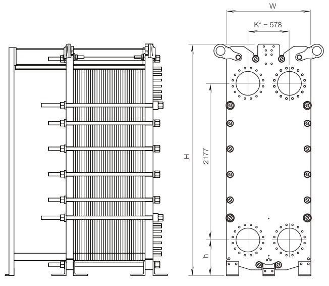 Нужна программа расчета пластинчатых теплообменников альфа лаваль теплообменник тnt 250shv/b-16/101