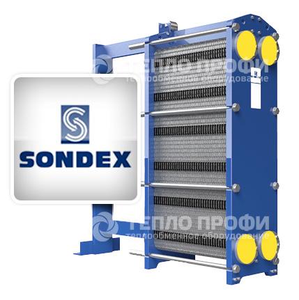 Пластинчатый теплообменник Sondex S100 Новосибирск Кожухотрубный испаритель Alfa Laval DM2-518-2 Электросталь