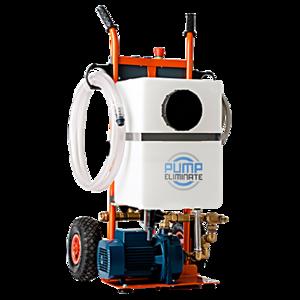 Промывочный аппарат для теплообменников Pump Eliminate 170 fs Архангельск Пластины теплообменника APV Q030 Калуга
