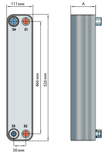 Паяный теплообменник Alfa Laval ACH220EQ Якутск Кожухотрубный испаритель ONDA LPE 280 Бийск