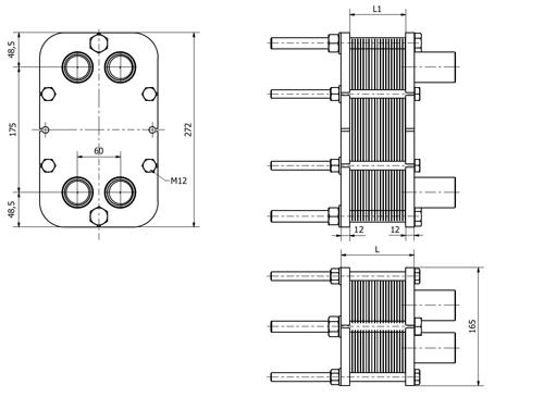 Пластины теплообменника Sondex S80 Архангельск Установка для промывки теплообменников RIDGID DP-24 Оренбург