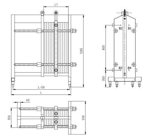 Пластинчатый теплообменник Sondex S150 Архангельск Пластинчатый теплообменник Kelvion VT40 Химки