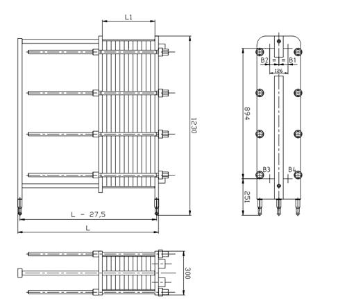 Пластинчатый теплообменник Sondex S62AE Мурманск Полуразборный паяный теплообменник Машимпэкс (GEA) GGE240 Хабаровск