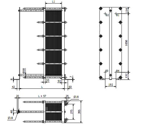 Уплотнения теплообменника Sondex S31 Саранск Пластины теплообменника Alfa Laval TL10-PFG Мурманск