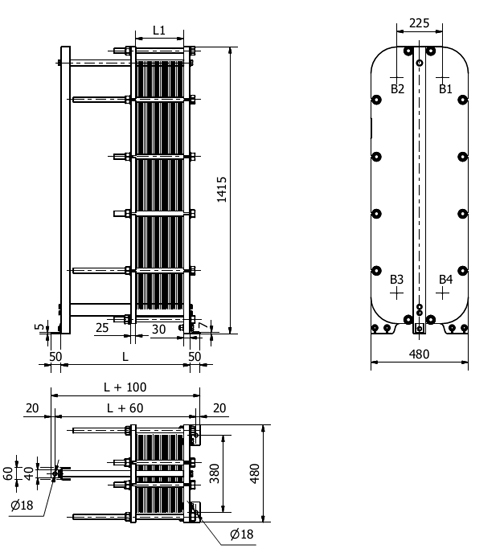 сепаратор alfa laval foc605 heating electrical diagram