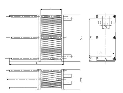 Пластины теплообменника Sondex SF101 Элиста Уплотнения теплообменника Машимпэкс (GEA) NX150X Королёв
