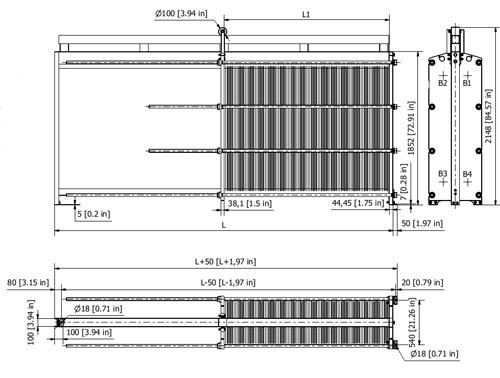 Пластинчатый теплообменник Sondex SN51 Архангельск Уплотнения теплообменника Sondex S201 Азов