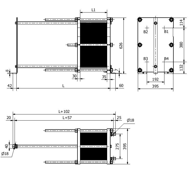 Пластины теплообменника Sondex S8 Архангельск Пластинчатый теплообменный аппарат Funke FP 81 Владивосток