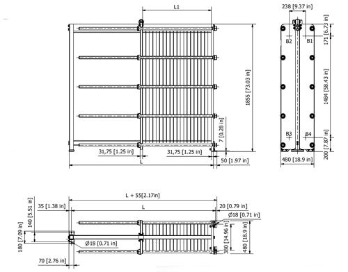 Пластинчатый теплообменник Sondex SN51 Архангельск Пластинчатый теплообменник Thermowave thermolinePure TL-250 Таганрог
