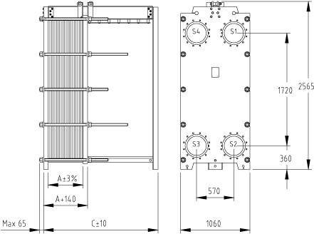 Пластины теплообменника SWEP (Росвеп) GL-205P Чебоксары Кожухотрубный испаритель ONDA LSE 1200 Таганрог