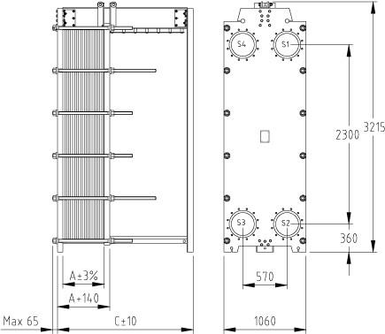 Пластинчатый разборный теплообменник SWEP GX-205S Артём Кожухотрубный испаритель Alfa Laval DM3-227-3 Троицк