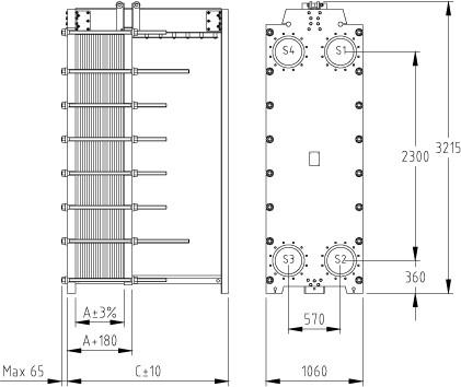 Пластины теплообменника SWEP (Росвеп) GL-230N Архангельск теплообменника laval