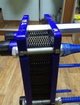 Пластинчатый теплообменник Tranter GD-009 P Липецк Уплотнения теплообменника Tranter GL-430 P Уссурийск