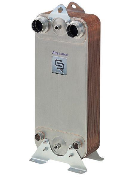 Паяный теплообменник Alfa Laval AC 230 DQ Хасавюрт соляная кислота для промывки теплообменников купить