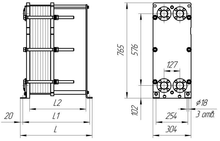 Пластины теплообменника Теплотекс 80A Якутск бак теплообменник для бани из нержавейки на трубу