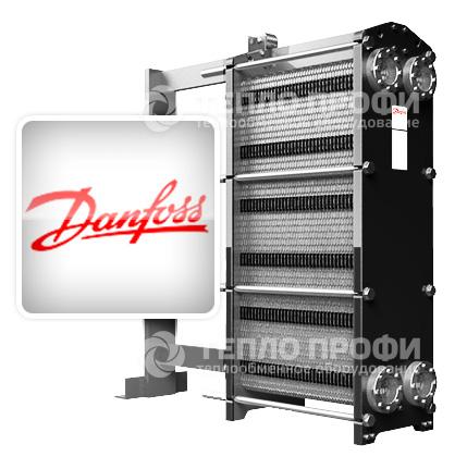 Пластинчатые паяные теплообменники Danfoss серия XB70H Кемерово расчет теплообменника лаваль