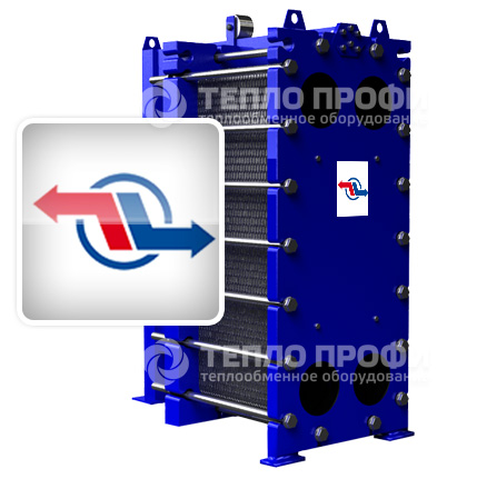 Пластинчатый теплообменник Tranter GC-060 P Якутск болер теплообменник