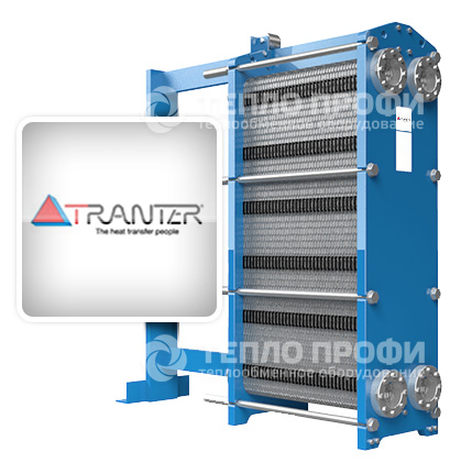 Пластинчатый теплообменник Tranter GD-009 PI Новый Уренгой Уплотнения теплообменника Анвитэк A3M Комсомольск-на-Амуре