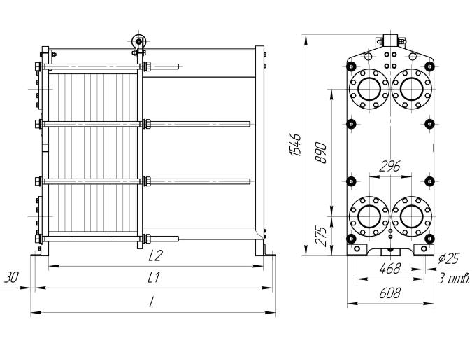 Пластинчатый теплообменный аппарат Funke FP 42 Биробиджан Кожухотрубный испаритель Alfa Laval DH3-501 Троицк