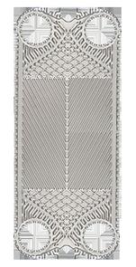 Прокладки на теплообменник ридан Полусварной пластинчатый теплообменник Sondex SW189 Жуковский
