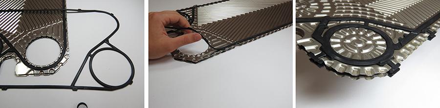 Пластины и уплотнения SONDEX Кемерово кожухотрубный теплообменник сдвоенный