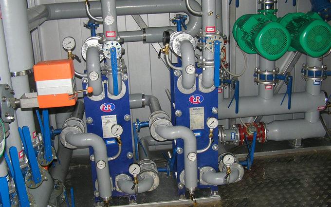 Пластинчатый теплообменник ридан hhn14a Уплотнения теплообменника-конденсатора Alfa Laval M10-REF Артём