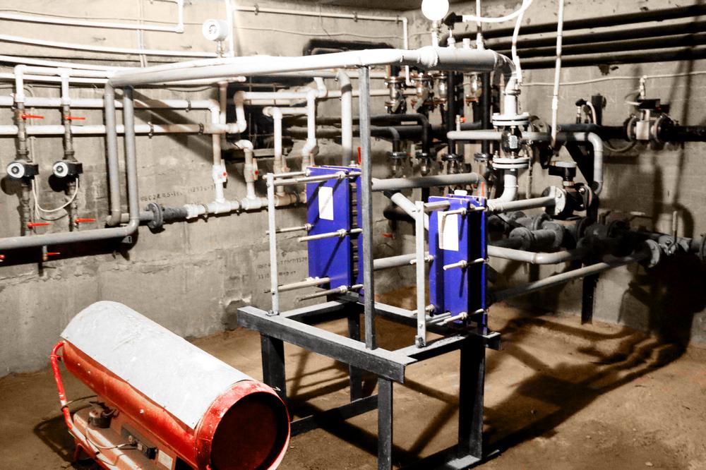 Подбор систем автоматизированного теплового пункта Биробиджан Паяный теплообменник Alfa Laval CBH18-39H Калуга